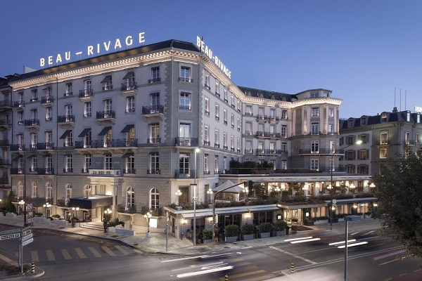 Best Hotels, B&B's and Hostels in Geneva