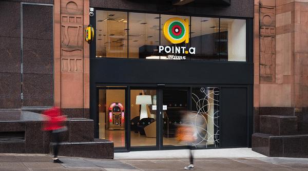 Point A Hotel, Glasgow