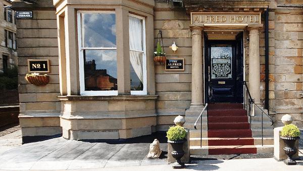 Hotel The Alfred, Glasgow