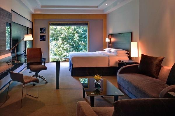 Hotel Grand Hyatt, Mumbai