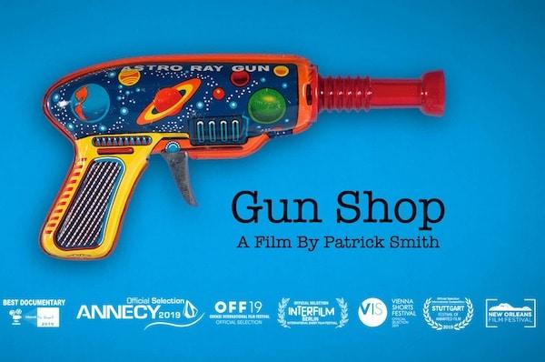 Gun Shop, America's Love Affair With Guns