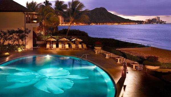Halekulani Resort Honolulu, Hawaii