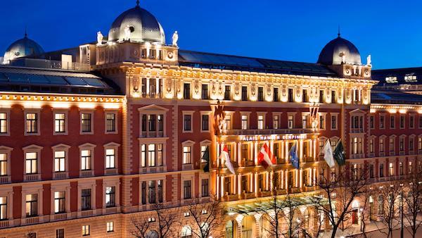 Palais Hansen Kempinski, Vienna