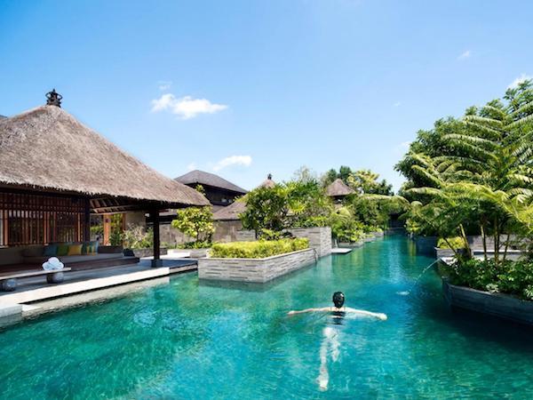 Resort Hoshinoya Ubud, Bali