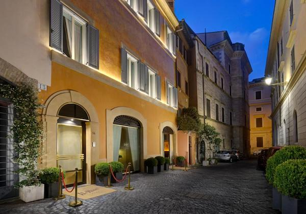Hotel De' Ricci, Rome
