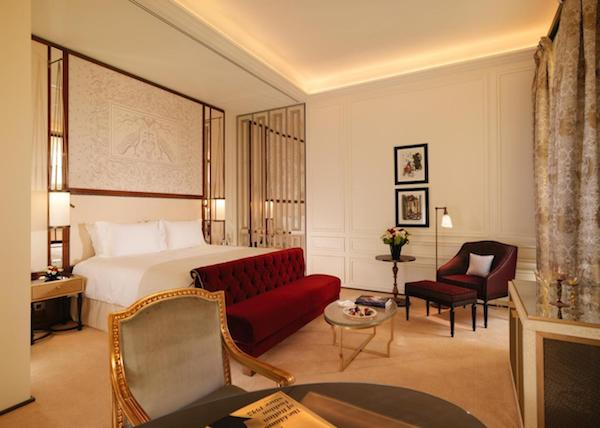 Hotel Eden Dorchester Collection, Rome