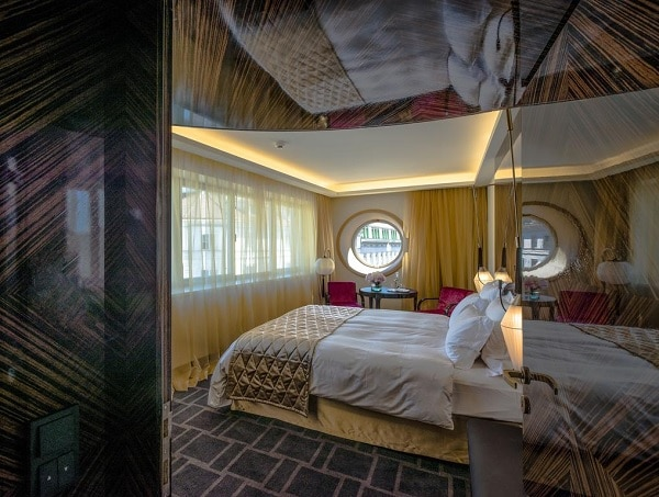 Hotel Lamée, Vienna