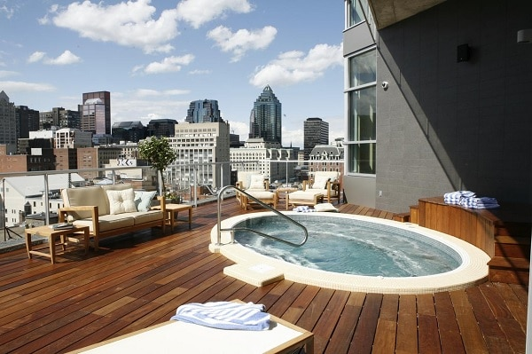 Hotel Le Crystal, Montreal