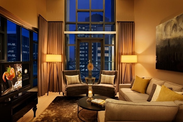 Hotel Le Soleil, Vancouver