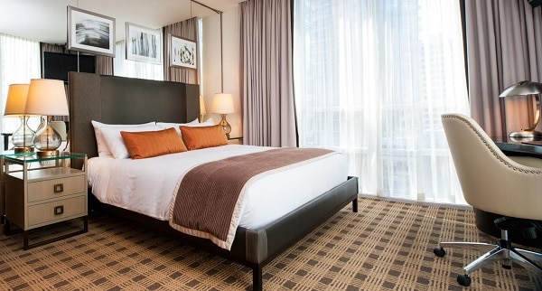 Hotel Loden, Vancouver