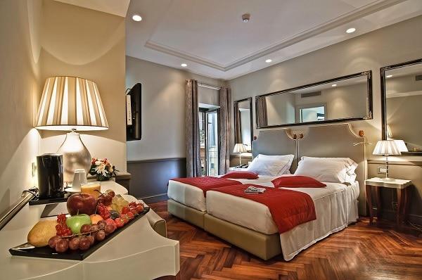 Hotel Lunetta, Rome
