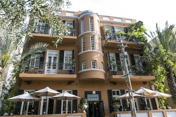 Hotel Montefiore, Tel Aviv