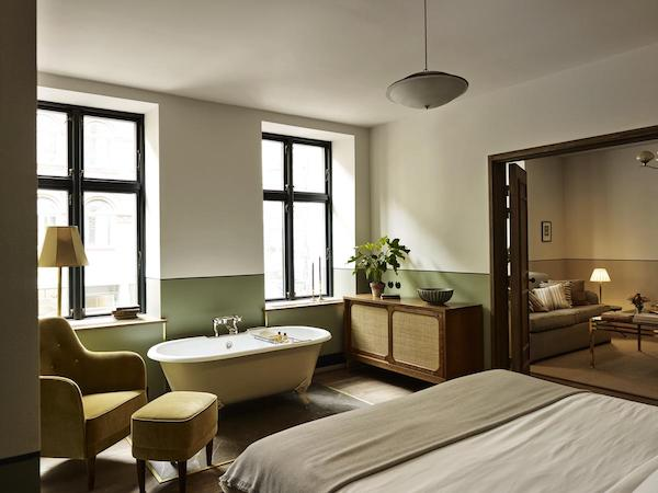 Hotel Sanders, Copenhagen