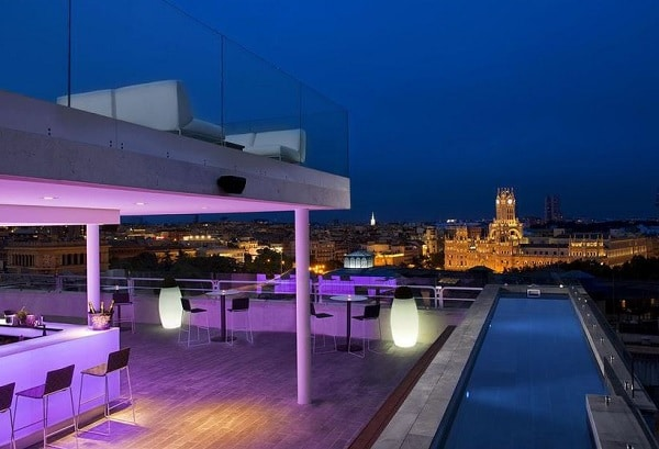 Hotel NH Collection Innside Suecia, Madrid