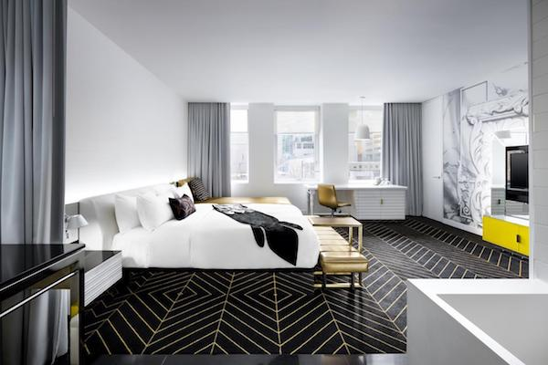 Hotel W, Montreal