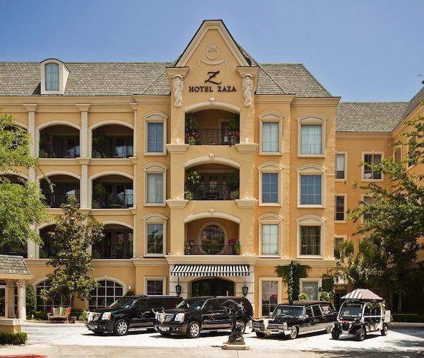 Hotel ZaZa, Dallas