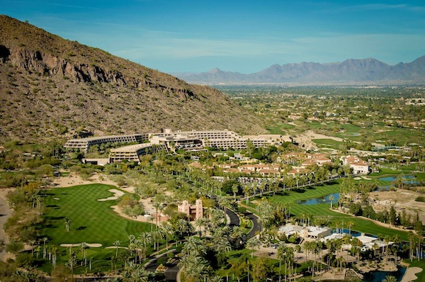 Resort The Phoenician, Scottsdale