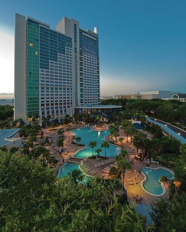 Hyatt Regency Hotel, Orlando