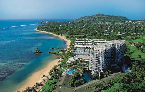 The Kahala Hotel and Resort, Hawaii