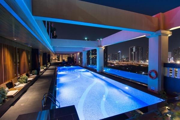 Hotel Lancaster, Bangkok