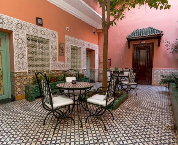 Hôtel Le Gallia, Marrakech