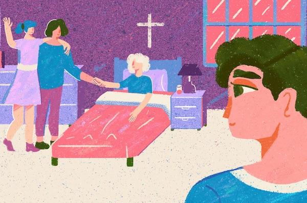 Grandma's Dementia Made Her Forget Her Homophobia