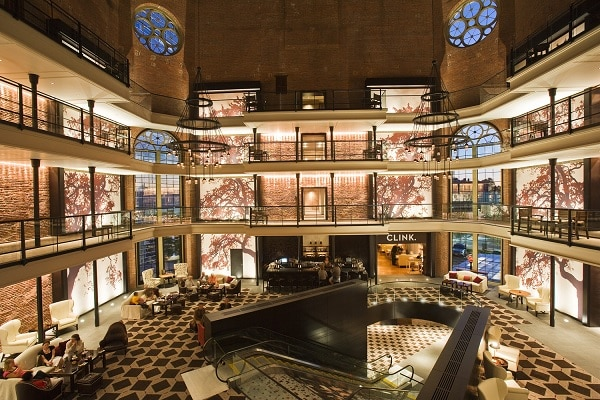 The Liberty Luxury Collection Hotel, Boston