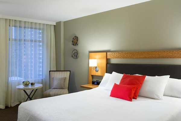 The Listel Hotel, Vancouver
