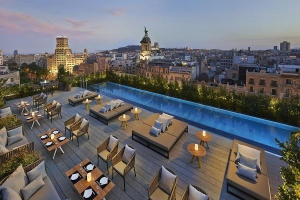 Mandarin Oriental Hotel, Barcelona