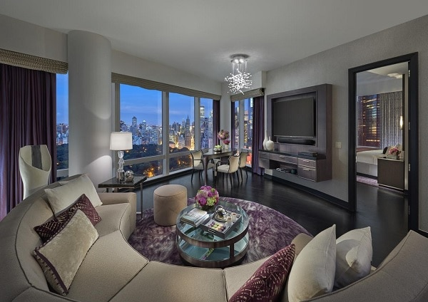 Hotel Mandarin Oriental, New York