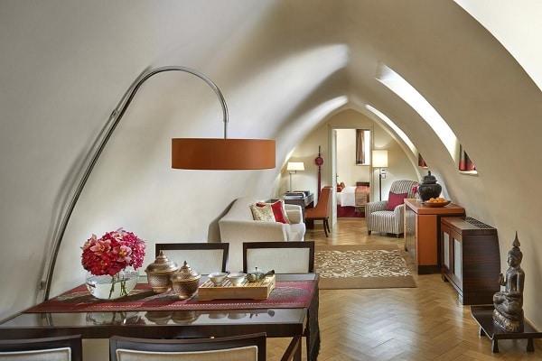 Hotel Mandarin Oriental, Prague