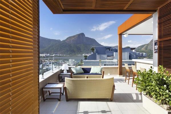 Mar Ipanema Hotel, Rio de Janeiro
