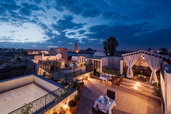 Riad Star Hotel, Marrakech