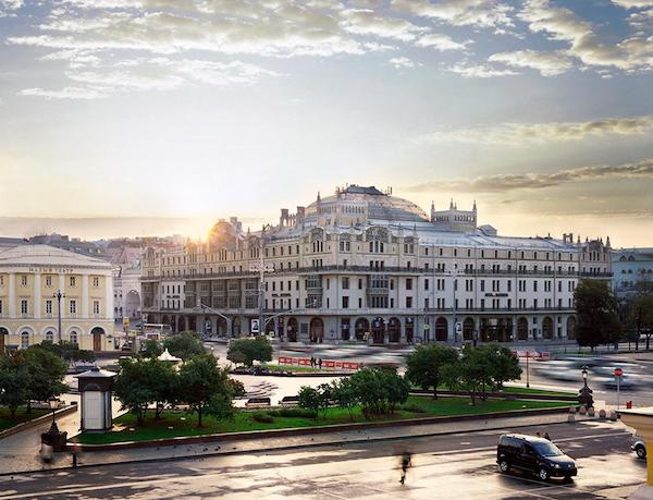 Hotel Metropol, Moscow
