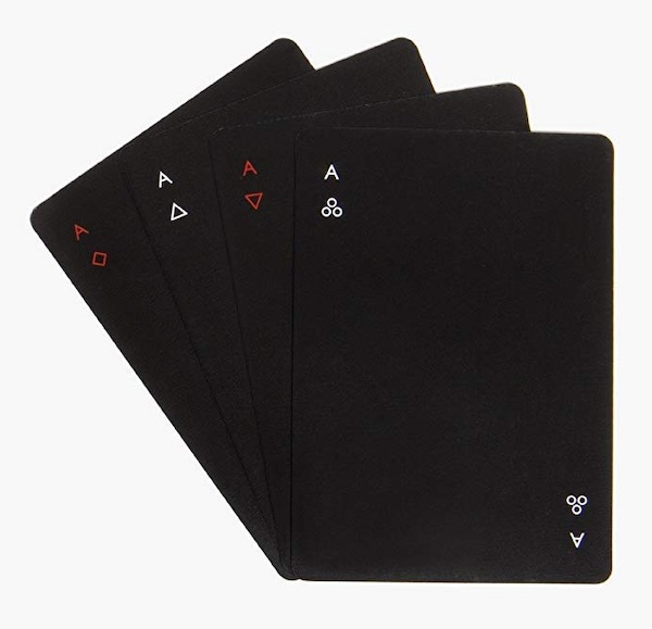Areaware Minimal Playing Cards
