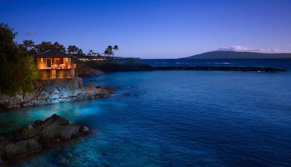 Montage Kapalua Bay Resort, Hawaii
