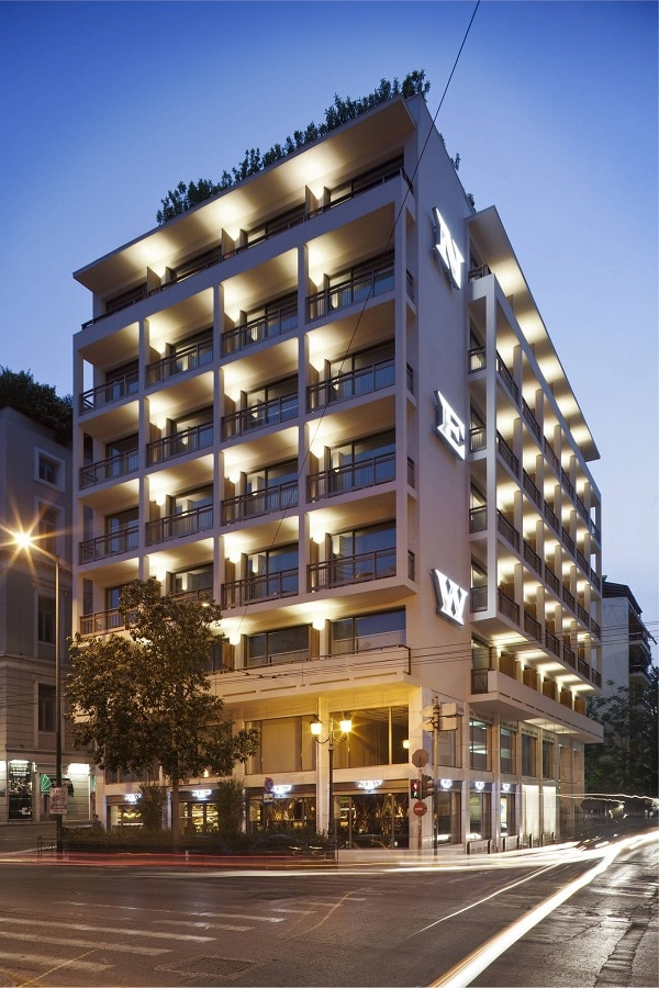 The New Hotel, Athens