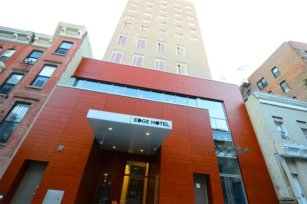 The Edge Hotel Washington Heights, New York