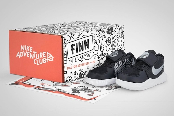 Nike Sneaker Club For Adventurous Kids