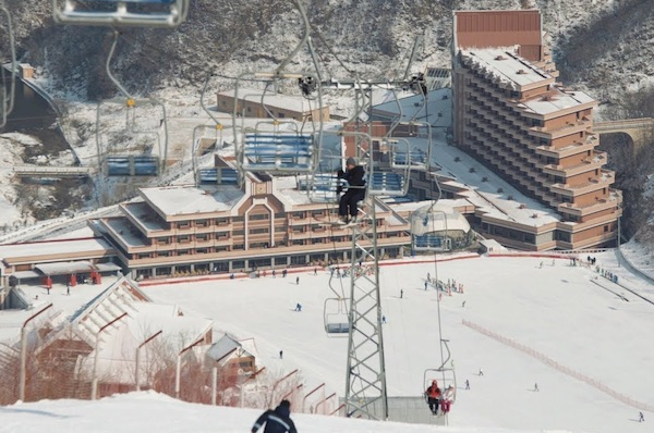 This Is What It's Like Inside North Korea's Luxury Ski Resort