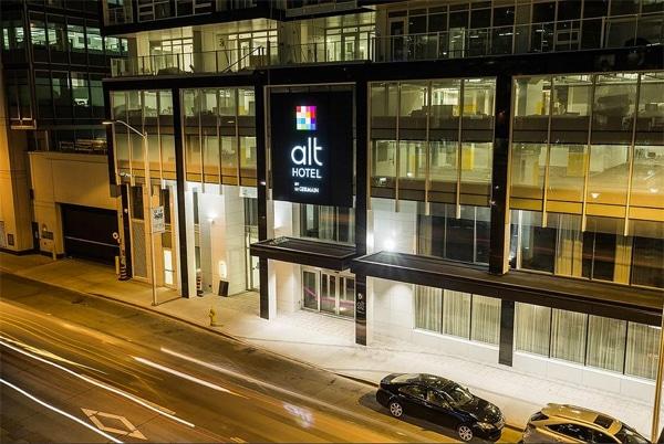 ALT Hotel, Ottawa