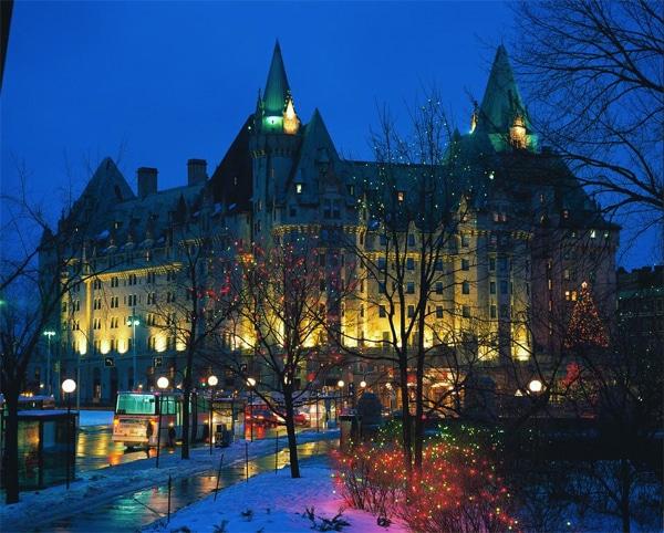 Château Laurier Fairmont Hotel, Ottawa