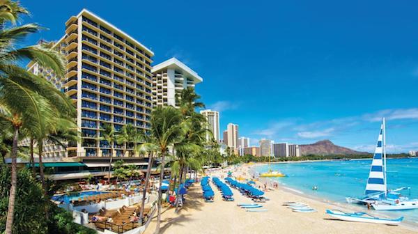 Outrigger Waikiki Beach Resort Honolulu, Hawaii