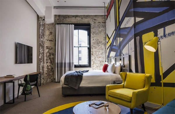 Hotel Ovolo 1888 Darling Harbour, Sydney