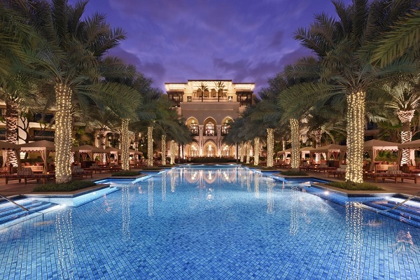 Hotel Palace Downtown, Dubai