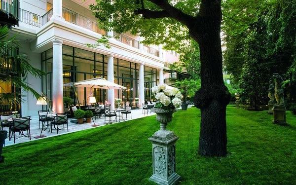 Palazzo Parigi Hotel & Grand Spa, Milan