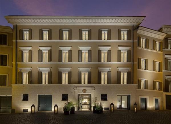 Aparthotel Palazzo Scanderbeg, Rome