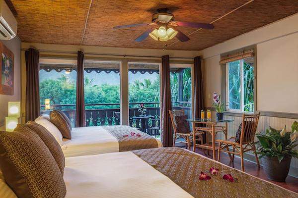Paradise Bay Resort Oahu, Hawaii