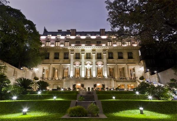 Hotel Palacio Duhau Park Hyatt, Buenos Aires