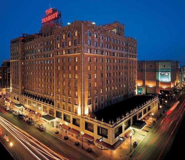 Hotel The Peabody, Memphis